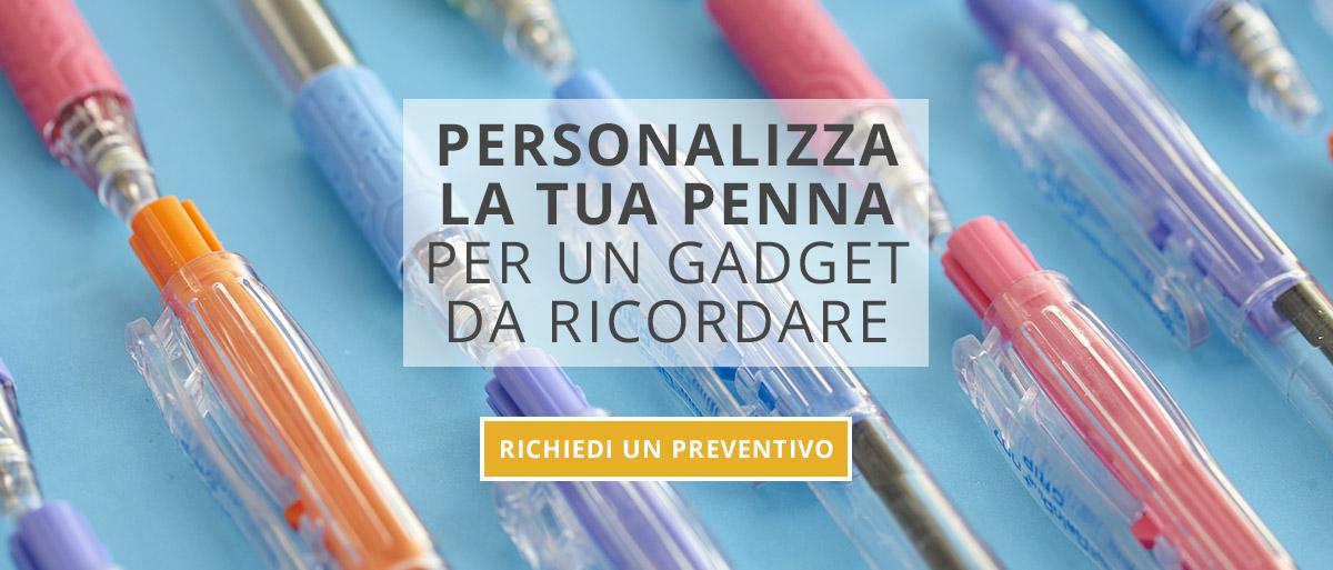 personalizza la tua penna